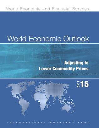 Cover image for the book World Economic Outlook: October 2015: Adjusting To Lower Commodity Prices
