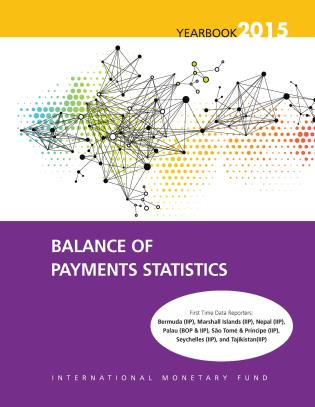 Cover image for the book Balance Of Payments Statistics Yearbook: 2015