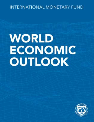 Cover image for the book World Economic Outlook, October 2020