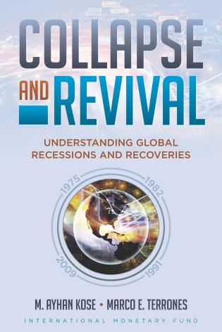 Cover image for the book Collapse And Revival: Understanding Global Recessions And Recoveries