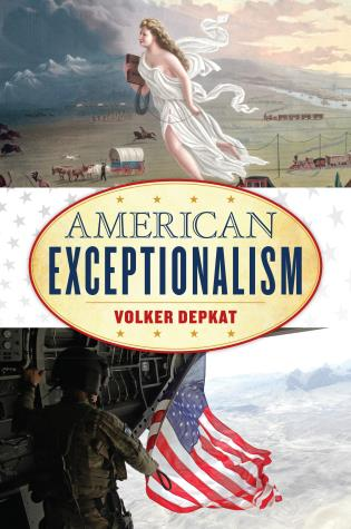 Cover Image of the book titled American Exceptionalism