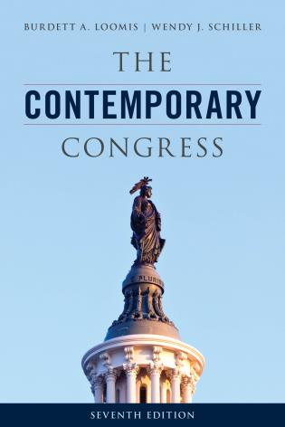 Cover image for the book The Contemporary Congress, Seventh Edition