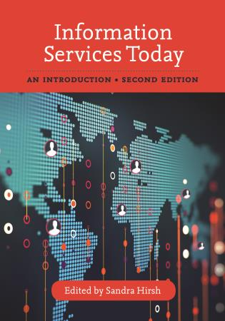 Cover image for the book Information Services Today: An Introduction, Second Edition