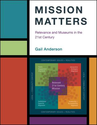 Cover image for the book Mission Matters: Relevance and Museums in the 21st Century