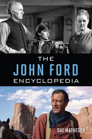 Cover image for the book The John Ford Encyclopedia