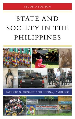 Cover image for the book State and Society in the Philippines, Second Edition