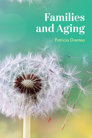 Cover image for the book Families and Aging