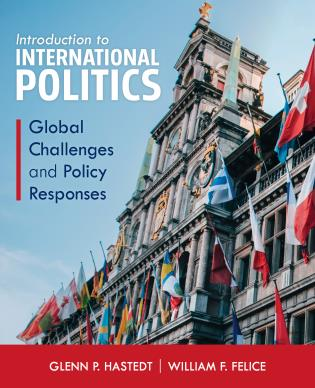 Cover image for the book Introduction to International Politics: Global Challenges and Policy Responses