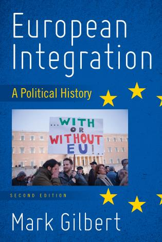 Cover image for the book European Integration: A Political History, Second Edition