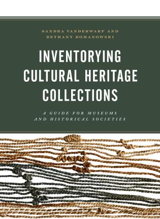Cover Image of the book titled Inventorying Cultural Heritage Collections