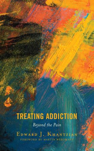Cover image for the book Treating Addiction: Beyond the Pain