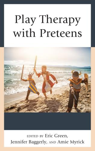 Cover image for the book Play Therapy with Preteens
