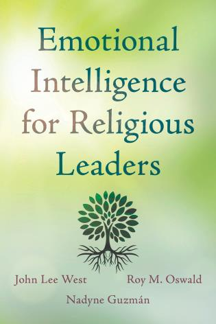 Cover image for the book Emotional Intelligence for Religious Leaders