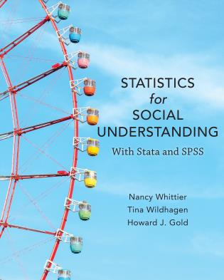 Cover image for the book Statistics for Social Understanding: With Stata and SPSS