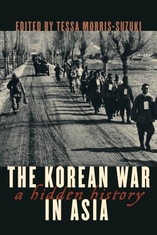 Cover image for the book The Korean War in Asia: A Hidden History