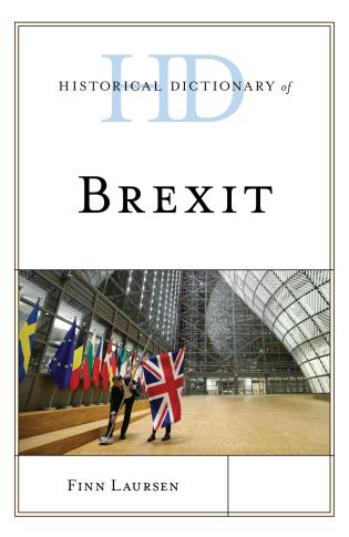 Cover image for the book Historical Dictionary of Brexit