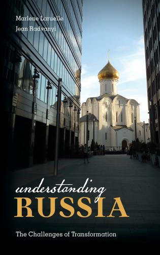 Cover image for the book Understanding Russia: The Challenges of Transformation