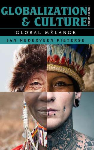 Cover image for the book Globalization and Culture: Global Mélange, Fourth Edition