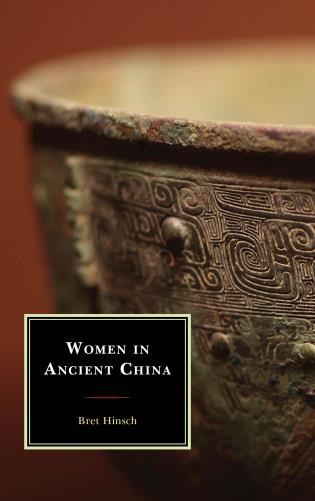 Cover image for the book Women in Ancient China