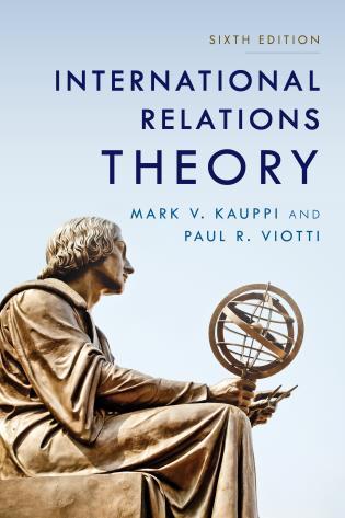 International Relations Theory, Sixth Edition - 9781538115688