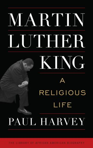 Cover Image of the book titled Martin Luther King