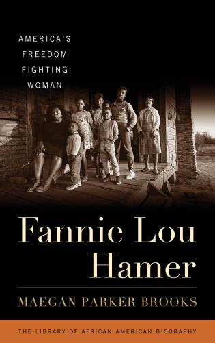 Cover image for the book Fannie Lou Hamer: America's Freedom Fighting Woman