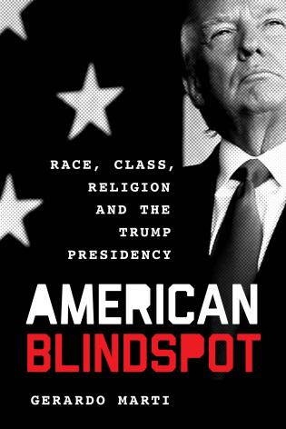 Cover image for the book American Blindspot: Race, Class, Religion, and the Trump Presidency
