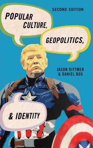 Cover image for the book Popular Culture, Geopolitics, and Identity, Second Edition