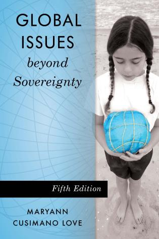 Cover image for the book Global Issues beyond Sovereignty, Fifth Edition