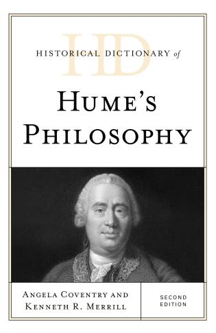 Cover image for the book Historical Dictionary of Hume's Philosophy, Second Edition