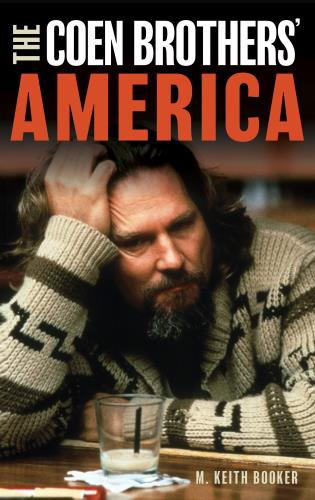 Cover image for the book The Coen Brothers' America