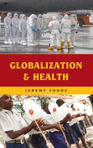 Cover image for the book Globalization and Health