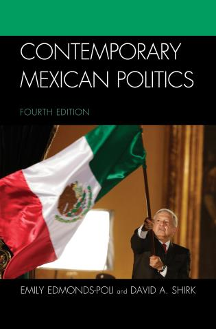Cover image for the book Contemporary Mexican Politics, Fourth Edition