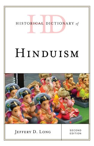 Cover image for the book Historical Dictionary of Hinduism, Second Edition