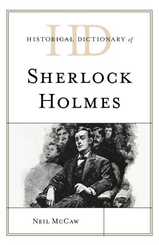 Cover image for the book Historical Dictionary of Sherlock Holmes