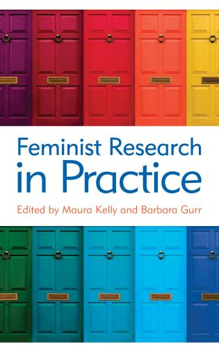 Cover image for the book Feminist Research in Practice