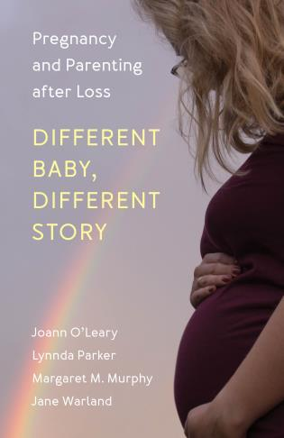 Cover image for the book Different Baby, Different Story: Pregnancy and Parenting after Loss