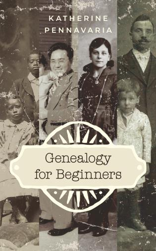 Cover image for the book Genealogy for Beginners