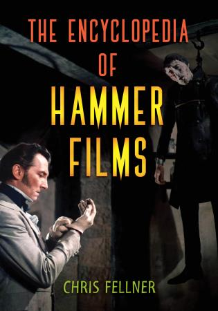 Cover image for the book The Encyclopedia of Hammer Films