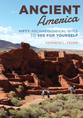 Cover image for the book Ancient America: Fifty Archaeological Sites to See for Yourself