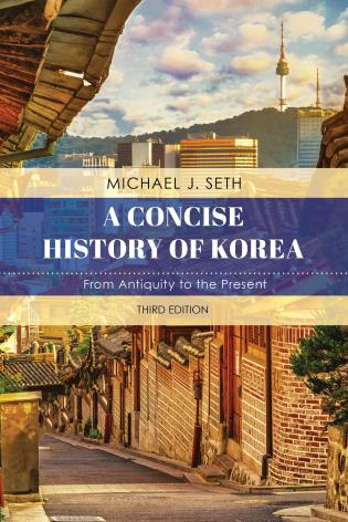 Cover image for the book A Concise History of Korea: From Antiquity to the Present, Third Edition