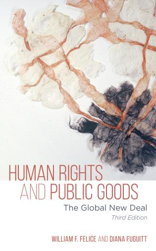Cover image for the book Human Rights and Public Goods: The Global New Deal, Third Edition