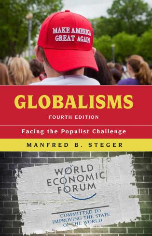 Cover image for the book Globalisms: Facing the Populist Challenge, Fourth Edition