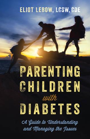 Cover image for the book Parenting Children with Diabetes: A Guide to Understanding and Managing the Issues