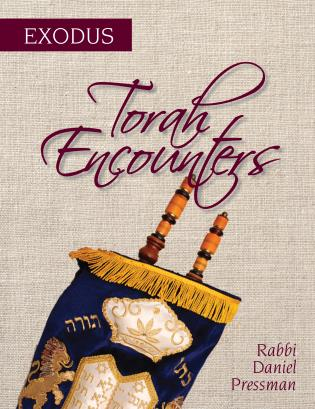 Cover image for the book Torah Encounters: Exodus