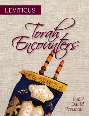 Cover image for the book Torah Encounters: Leviticus