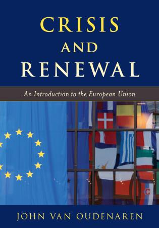 Cover image for the book Crisis and Renewal: An Introduction to the European Union