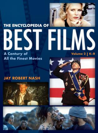 Cover image for the book The Encyclopedia of Best Films: A Century of All the Finest Movies, K-R, Volume 2