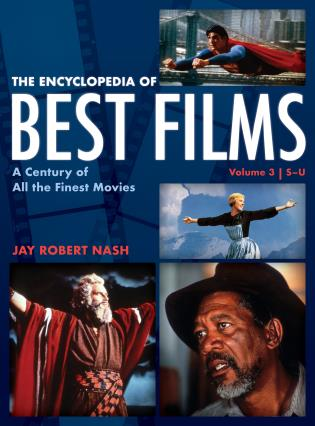 Cover image for the book The Encyclopedia of Best Films: A Century of All the Finest Movies, S-U, Volume 3
