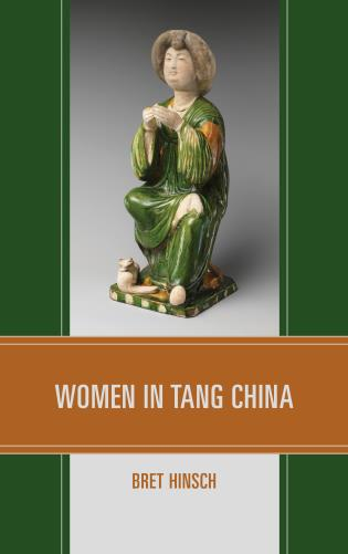 Cover image for the book Women in Tang China